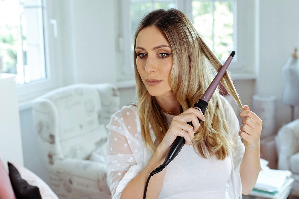 anastasija djuric philips 3 Anastasija Đurić ti otkriva kako da sama stilizuješ kosu kada nemaš vremena za frizera