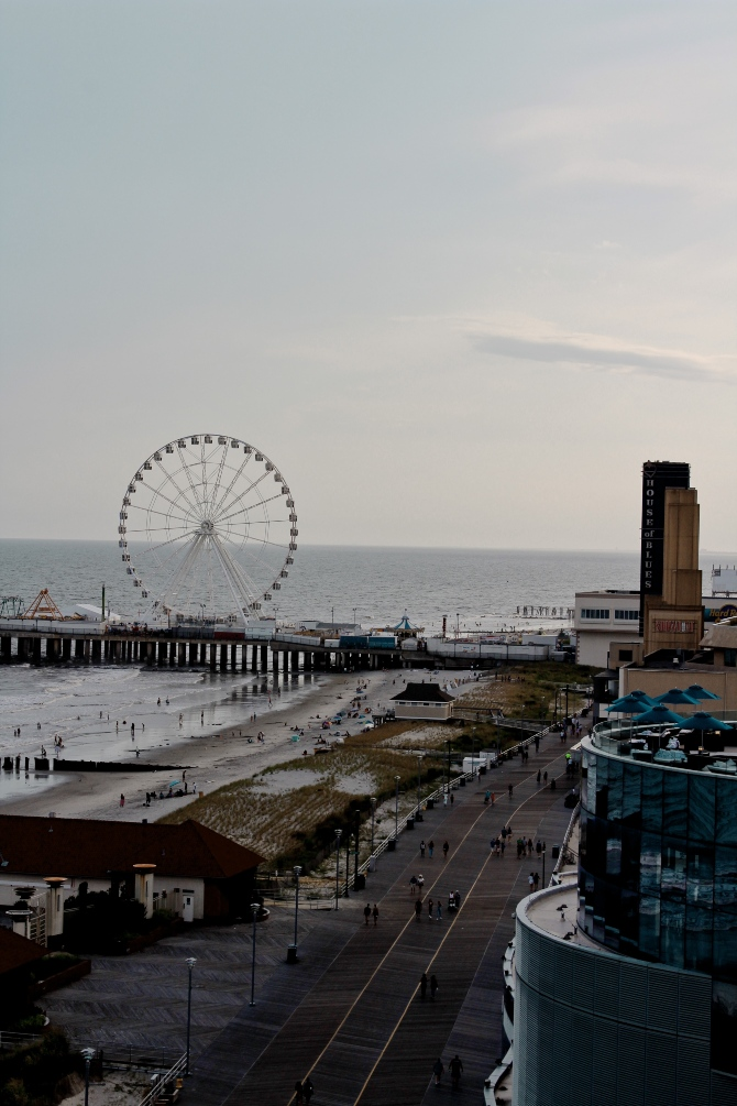 atlantic city 1 #travelinspo: Najbolje svetske destinacije za letovanje u septembru