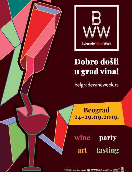 Belgrade Wine Week: Najuzbudljivija vinska nedelja!