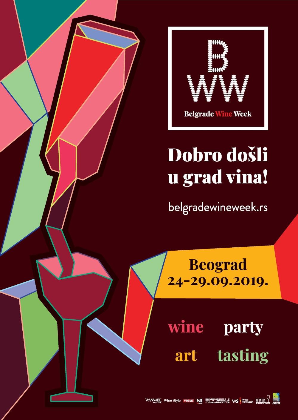belgrade wine week Belgrade Wine Week: Najuzbudljivija vinska nedelja!