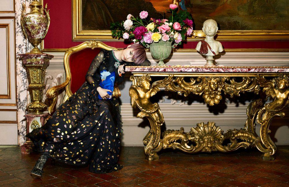 1399 Spread 300ppi 3 e1571308275551 Kendall Jenner, Chiara Ferragni i H.E.R. u kampanji za Giambattista Valli x H&M kolekciju