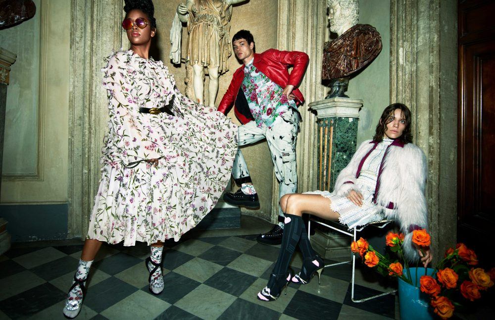 1399 Spread 300ppi 7 e1571306154655 Kendall Jenner, Chiara Ferragni i H.E.R. u kampanji za Giambattista Valli x H&M kolekciju