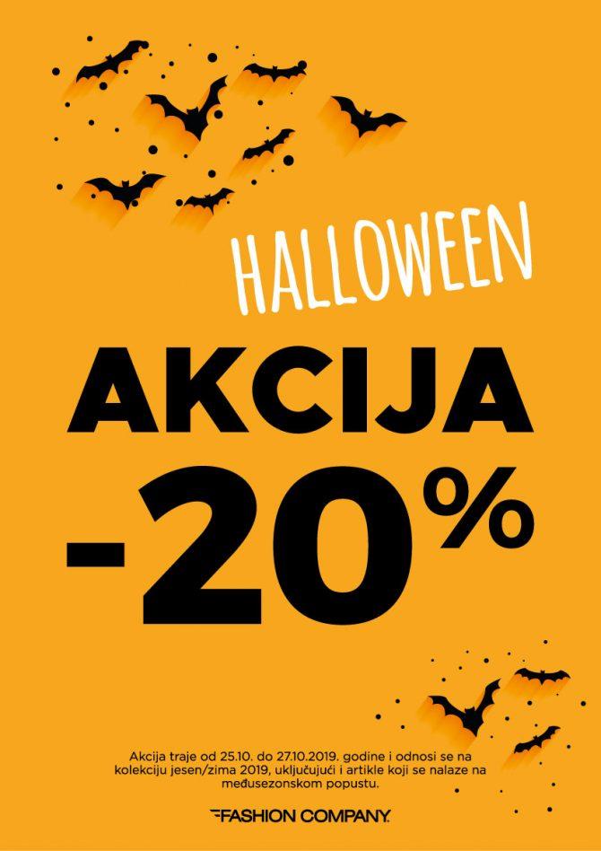 Halloween Fashion company e1571995759696 HALLOWEEN – vikend strašno dobrih popusta