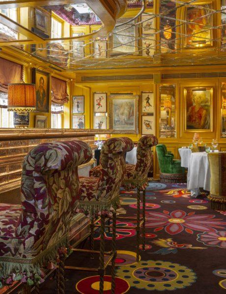 Mapiraj: Novi restoran londonskog kluba Annabel kao omaž klasičnom engleskom noćnom klubu