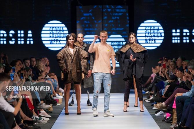 Prvo mesto i ovacije za Bogdana Mršu na FTDC takmičenju u okviru Serbia Fashion Week a 1 Prvo mesto i ovacije za Bogdana Mršu na FTDC takmičenju u okviru Serbia Fashion Week a