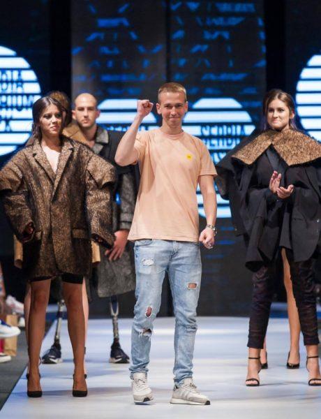 Prvo mesto i ovacije za Bogdana Mršu na FTDC takmičenju u okviru Serbia Fashion Week-a