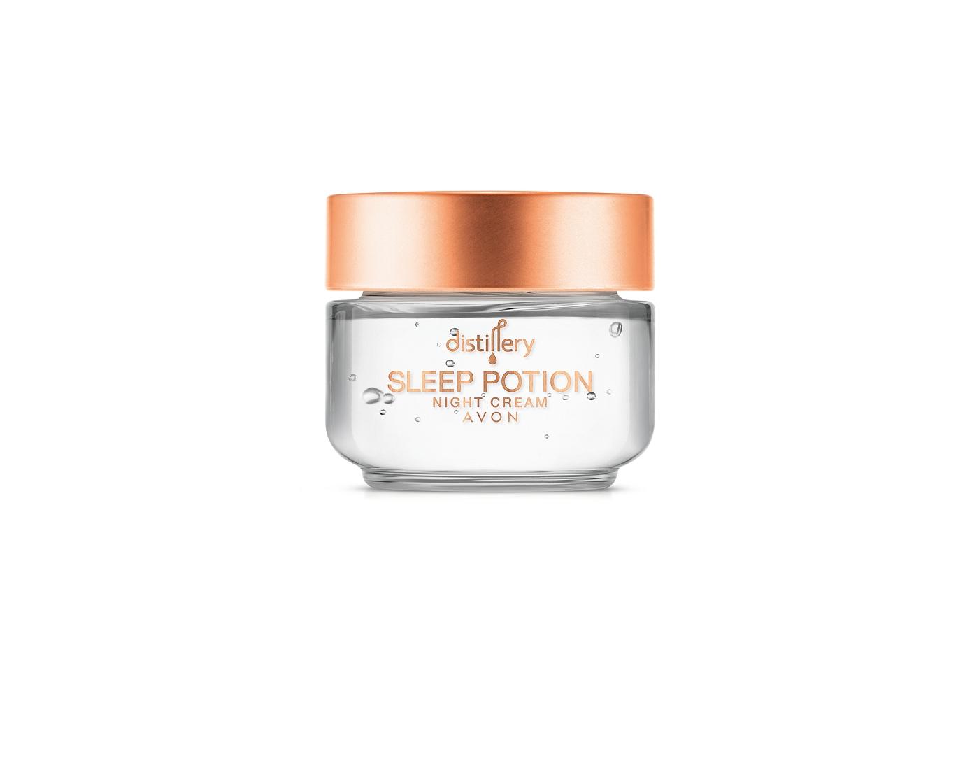 Sleep Potion noćna krema 2500 din Čista lepota osvaja beauty industriju