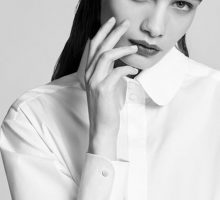 A Tribute to Karl Lagerfeld: Bela košulja kao #musthave danas i zauvek