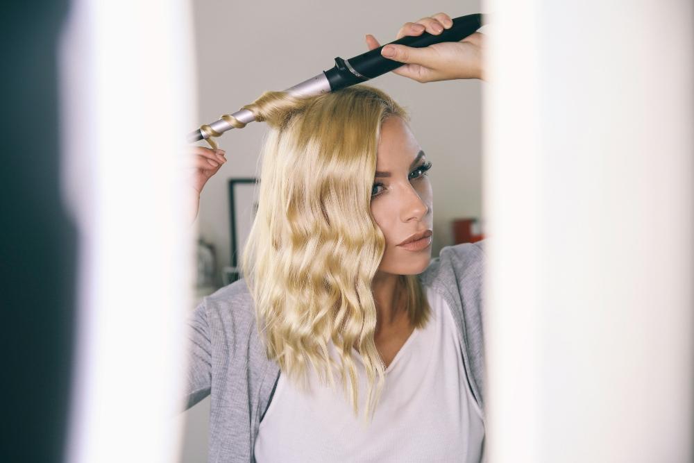 kristina bekvalac x philips 2 3 styling trika koje žene sa tankom kosom moraju da znaju!