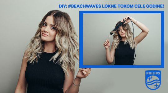 DIY: #BeachWaves lokne