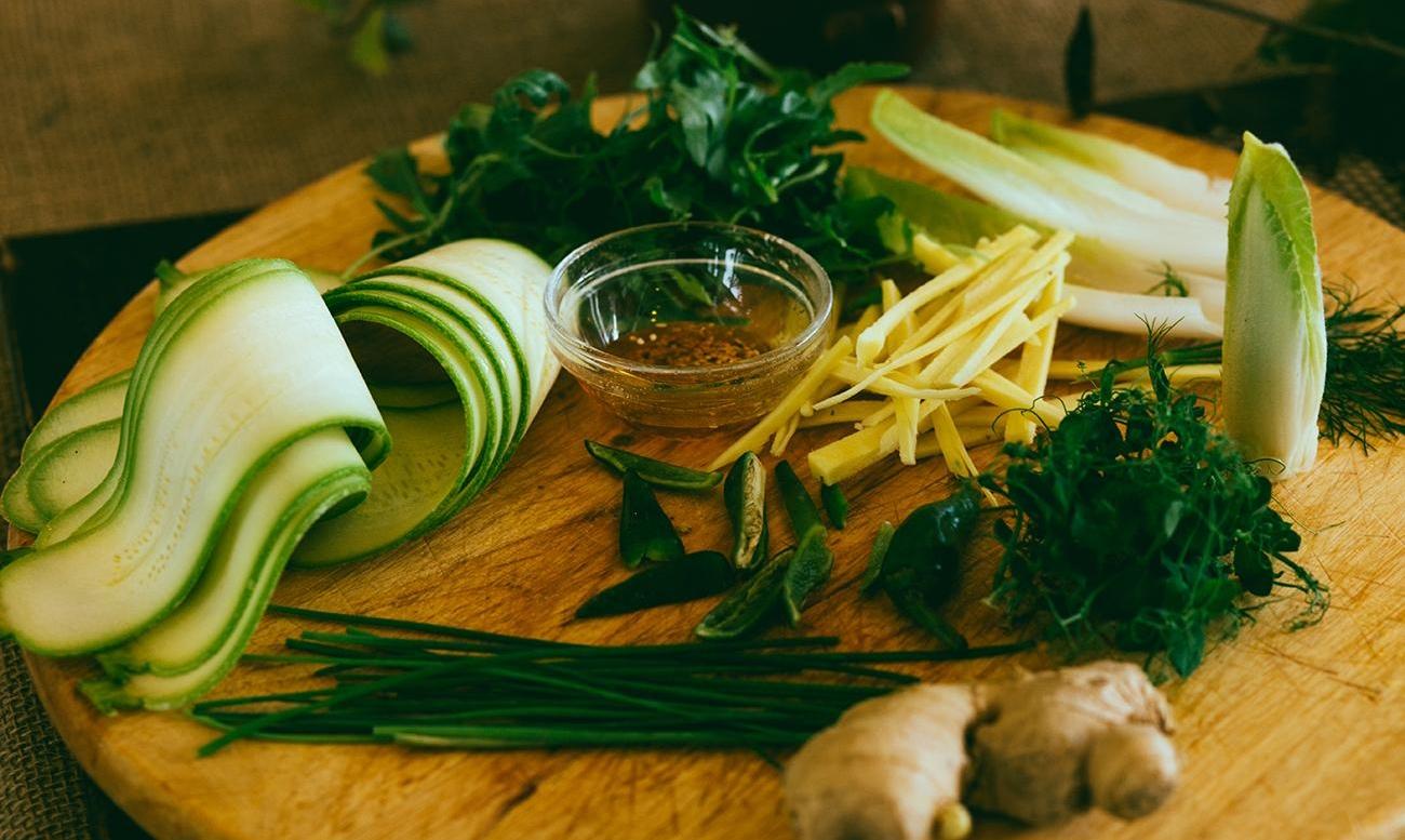 sushi ninamilan 1 Novi specijalitet za tvoju svesku recepata: Rough Vegan Green Sushi