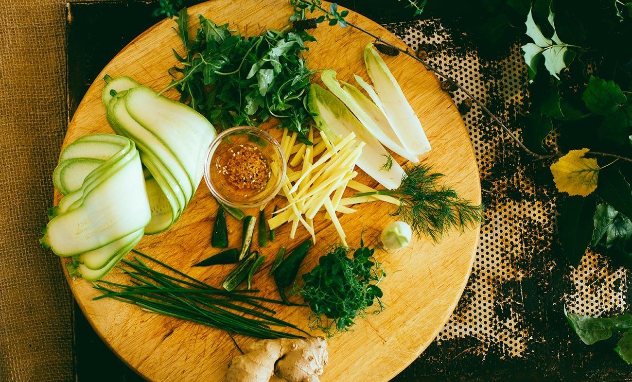 sushi ninamilan 3 Novi specijalitet za tvoju svesku recepata: Rough Vegan Green Sushi