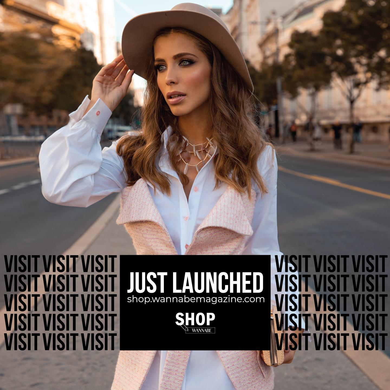website launched SHOP 1440X1440px 04 SHOP by WANNABE: Tvoj novi omiljeni kutak za online kupovinu!