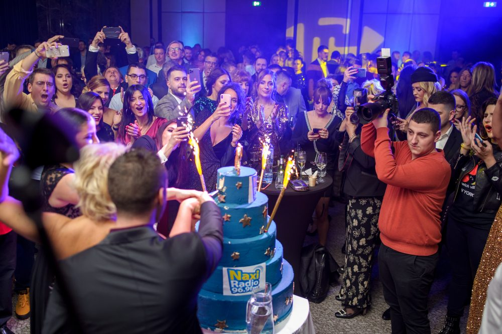 20 Proslava 25 rodjendana Naxi radija e1575041853806 NAXI RADIO: 25 godina ljubavi prema radiju