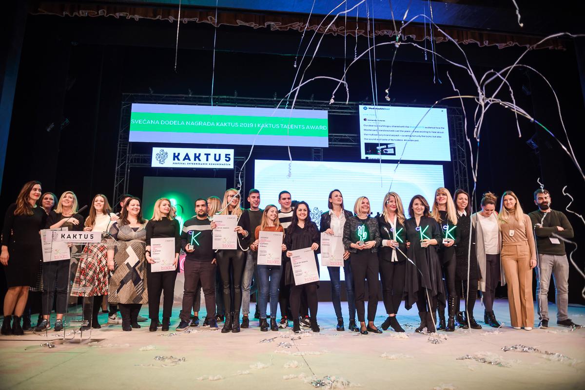 Agencija godine Dodeljene nagrade #kaktus2019!