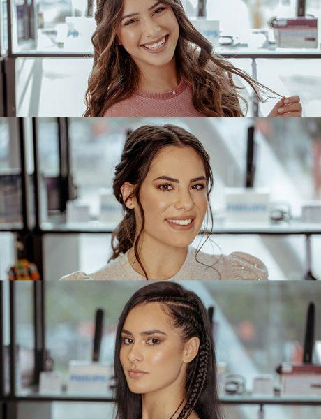 Kako je protekao Philips Hairstyle Makeover + 3 frizure koje i ti možeš da isprobaš!