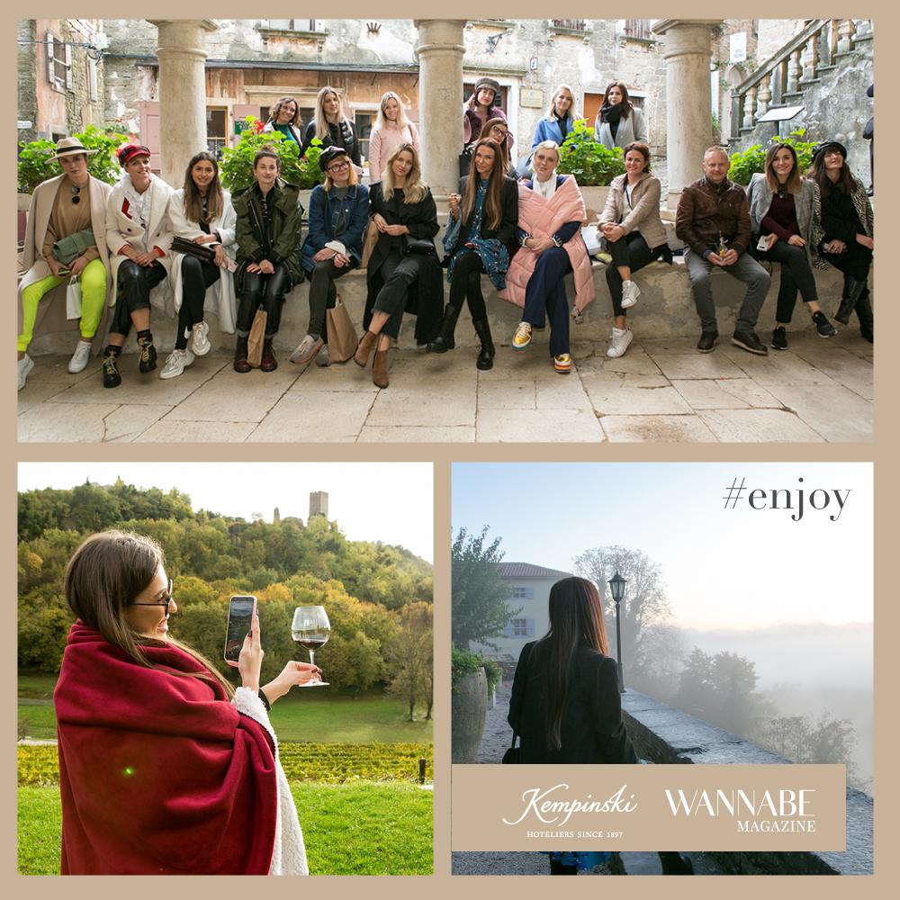 Kempinski 3 #travelinspo: 4 razloga da posetiš Istru ove jeseni