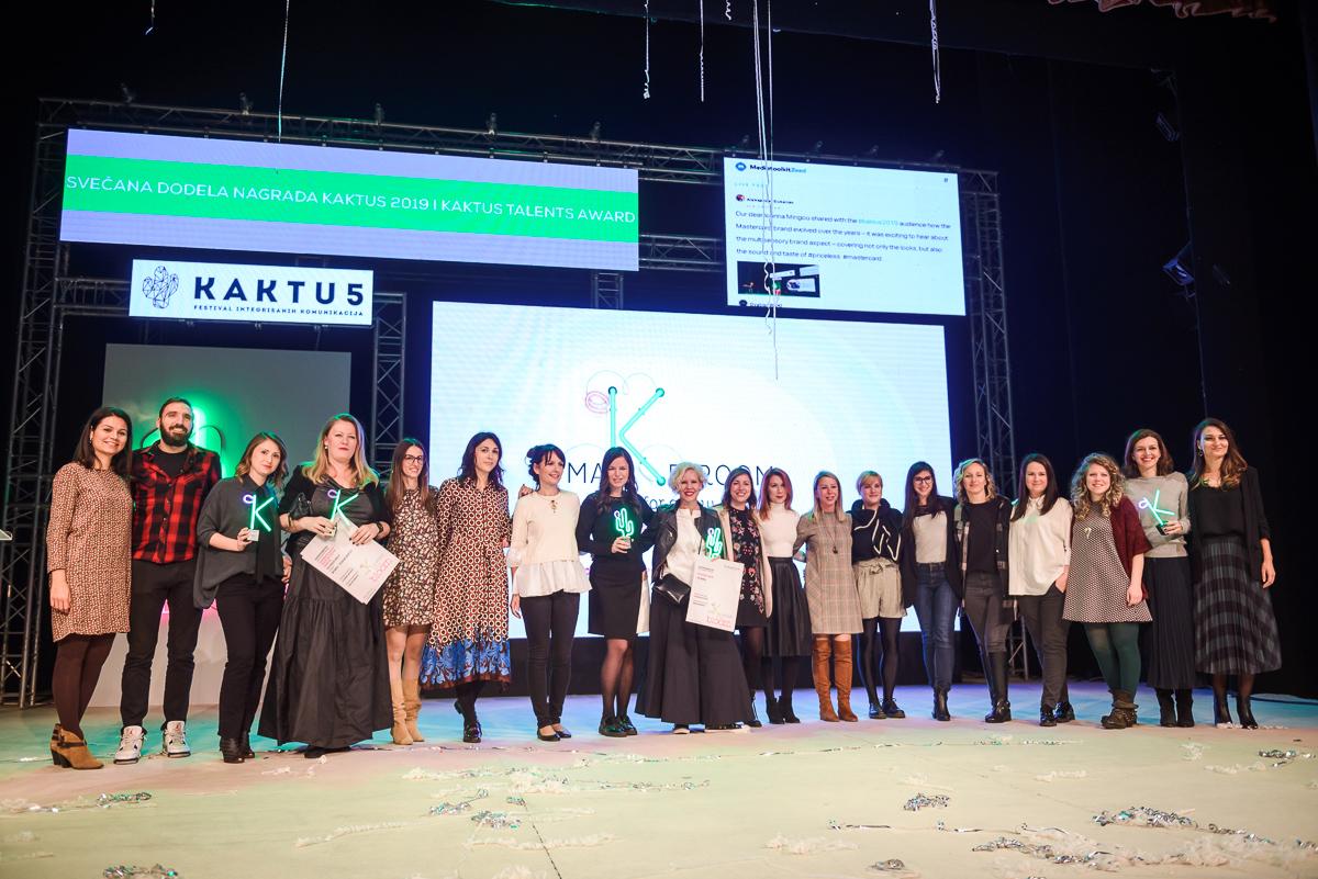 Oglašivač godine Dodeljene nagrade #kaktus2019!