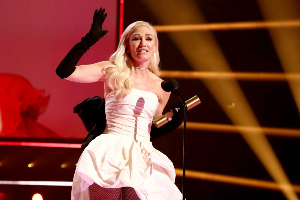 Photo by Christopher Polk E Entertainment NBCU E PEOPLES CHOICE Gwen Stefani e1573638340600 Kompletna lista dobitnika nagrada E! Peoples Choice Awards 2019.