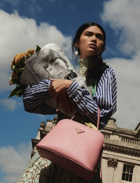 Prada vas poziva da se uključite u kampanju – kupovinom cveća!