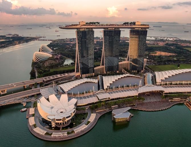 SINGAPORE 1 Najtoplije destinacije koje možeš posetiti u decembru