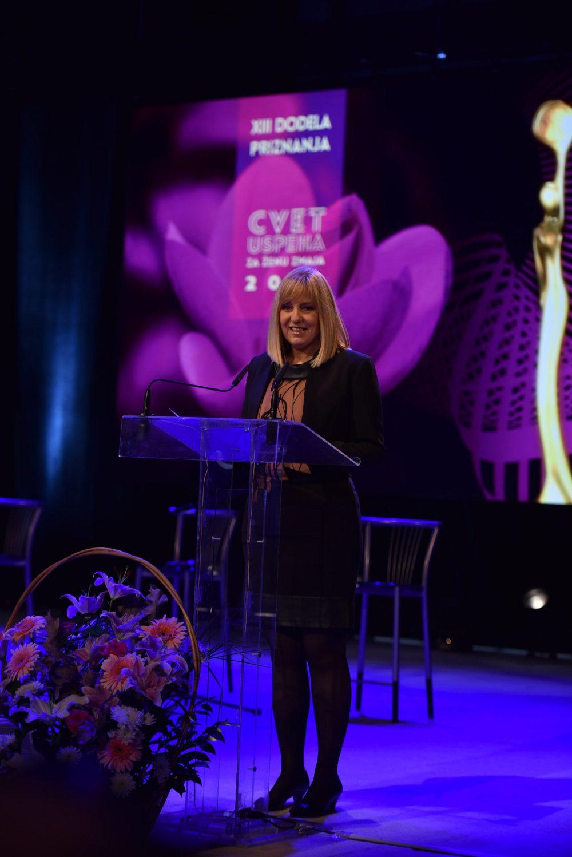 Sanja Popovic Pantic predsednica UPZ e1573134071822 Proglašene najbolje preduzetnice i rodno najsenzitivnije kompanije u Srbiji