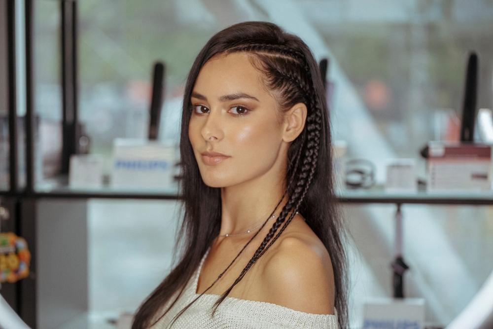 milica pavlović philips 2 Kako je protekao Philips Hairstyle Makeover + 3 frizure koje i ti možeš da isprobaš!