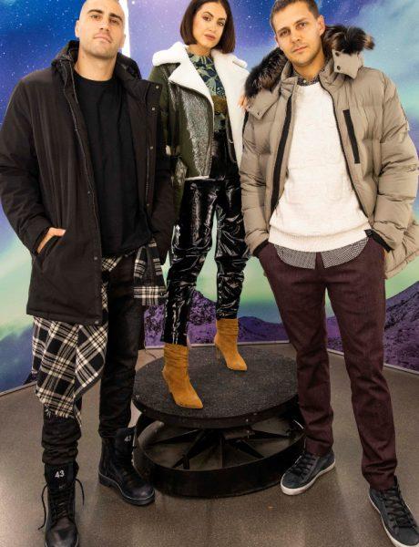 Poznati na predstavljanju luksuznog kanadskog brenda Moose Knuckles u Fashion&Friends-u