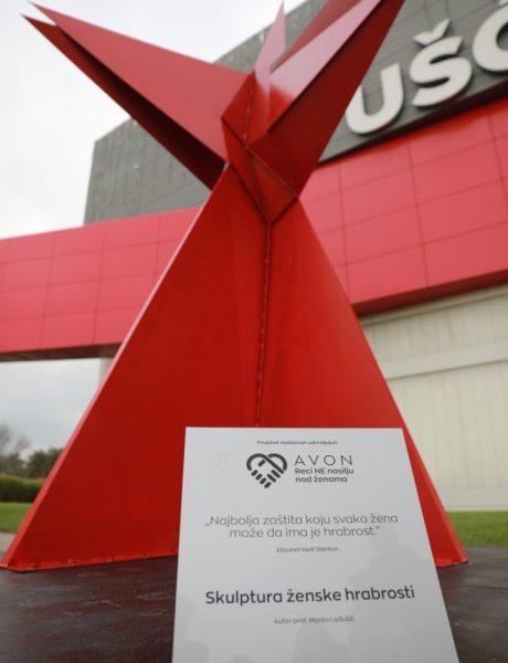 Beograd dobio prvu skulpturu za rodnu ravnopravnost i podršku osnaživanju žena