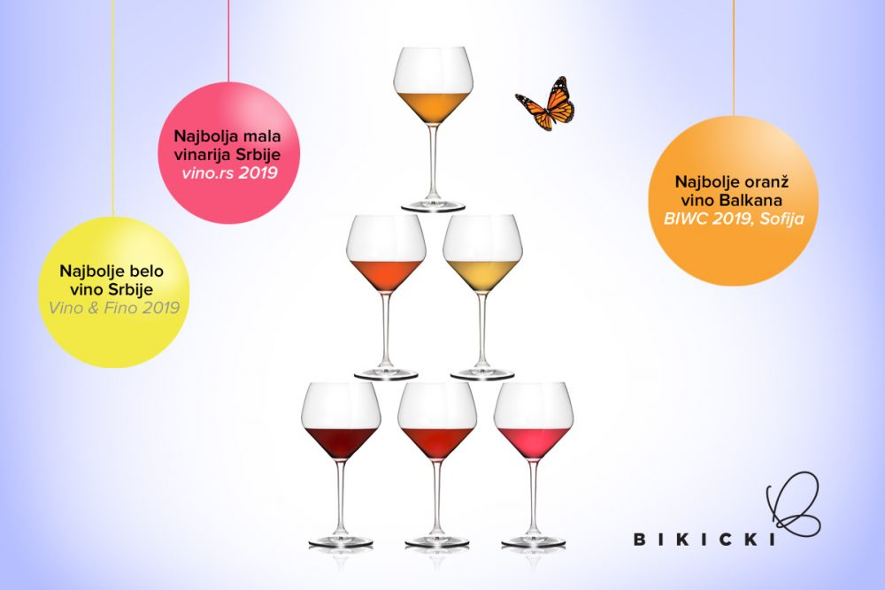 Bikicki 2019 priznanja 1200x800 copy1 e1577372911653 Savršena vina za savršen ulazak u 2020!