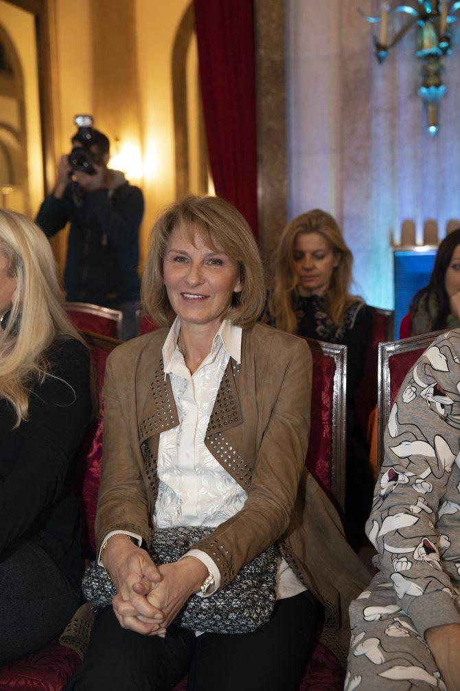 Dijana Djokovic e1577188169958 Humanitarna modna revija Fashion Company za decu Prihvatilišta