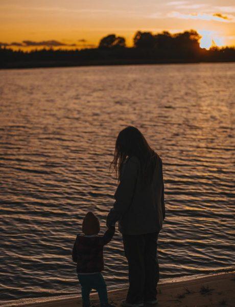 Ima li majka svoj život dok su deca mala