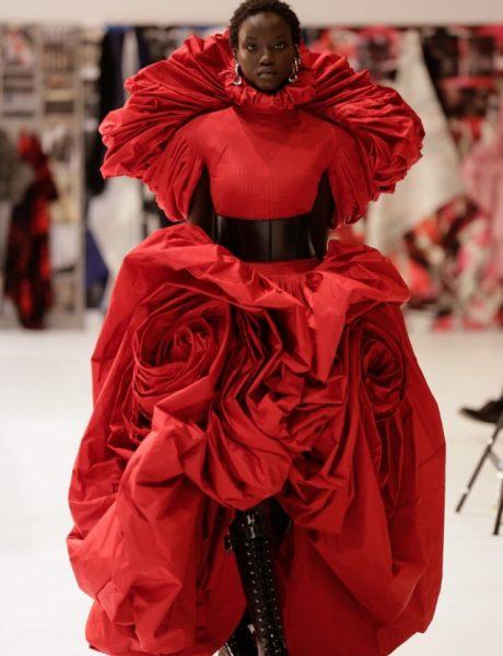 McQueenova ljubav prema cveću kao inspiracija za novu izložbu