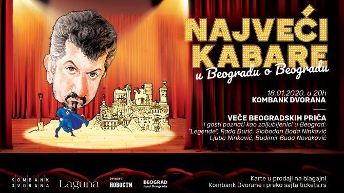 Kabare 1920x1080px Sajt 1 1 e1577268791588 Veče beogradskih priča   najveći kabare u Beogradu