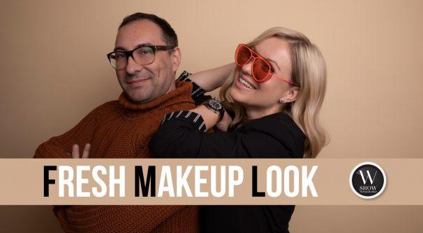 Fresh Makeup Look