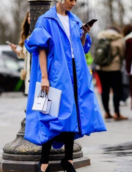 Plava: Boja koja će dominirati u tvom zimskom garderoberu