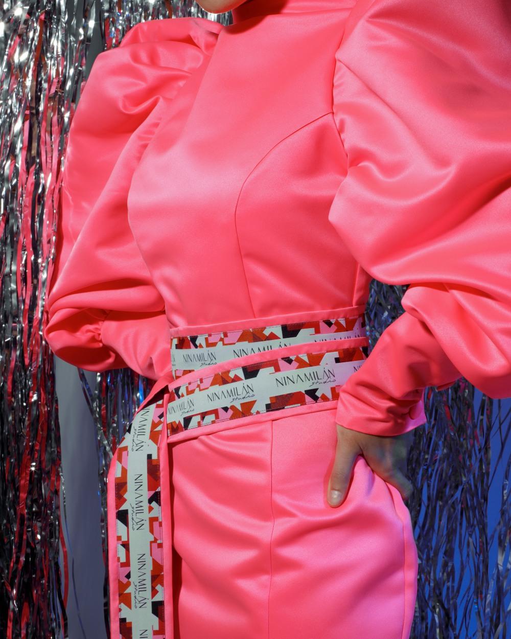 bubble gum haljina 1 Party season is on: Najzabavnije haljine u kojima je dobar provod zagarantovan!