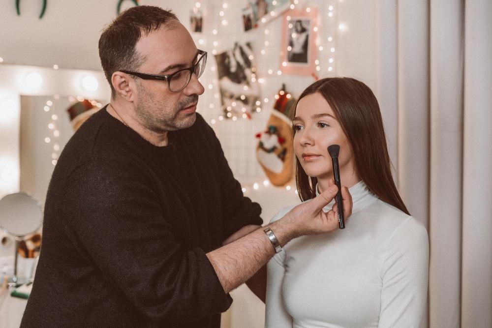 novogodišnji makeup look 4 Ideja za Classy New Year's Makeup Look + NOVOGODIŠNJI GIVEAWAY