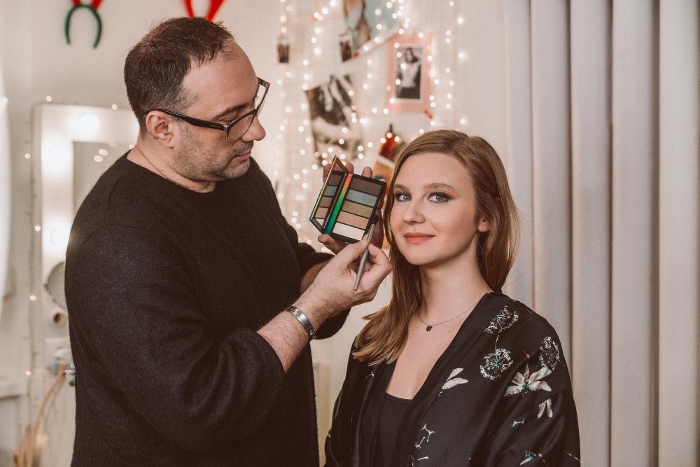 novogodišnji makeup look 5 Ideja za Classy New Year's Makeup Look + NOVOGODIŠNJI GIVEAWAY