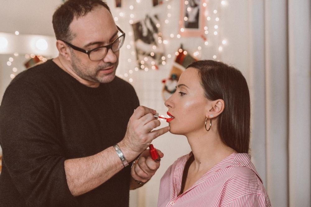 novogodišnji makeup look 6 Ideja za Classy New Year's Makeup Look + NOVOGODIŠNJI GIVEAWAY