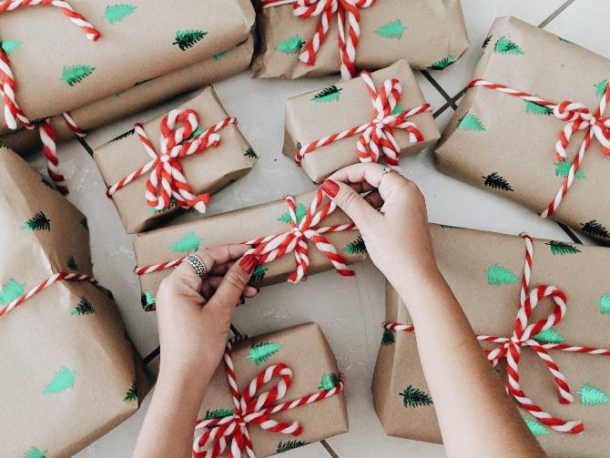 pokloni 1 Kako da ostaneš ekološki korektna tokom praznika