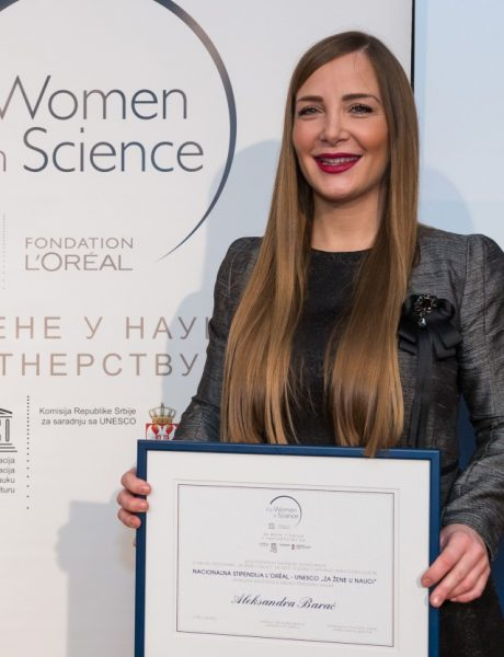 Prestižne stipendije za najbolje mlade naučnice