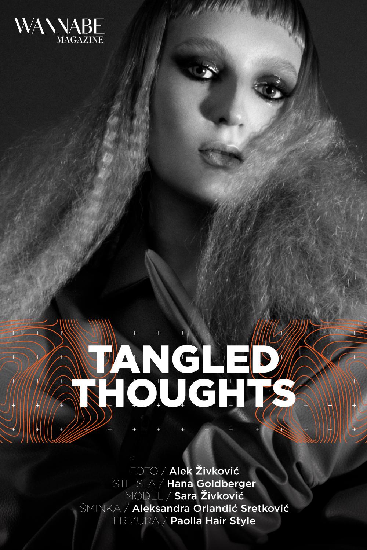 0 naslovna E logo WANNABE EDITORIJAL: Tangled Thoughts
