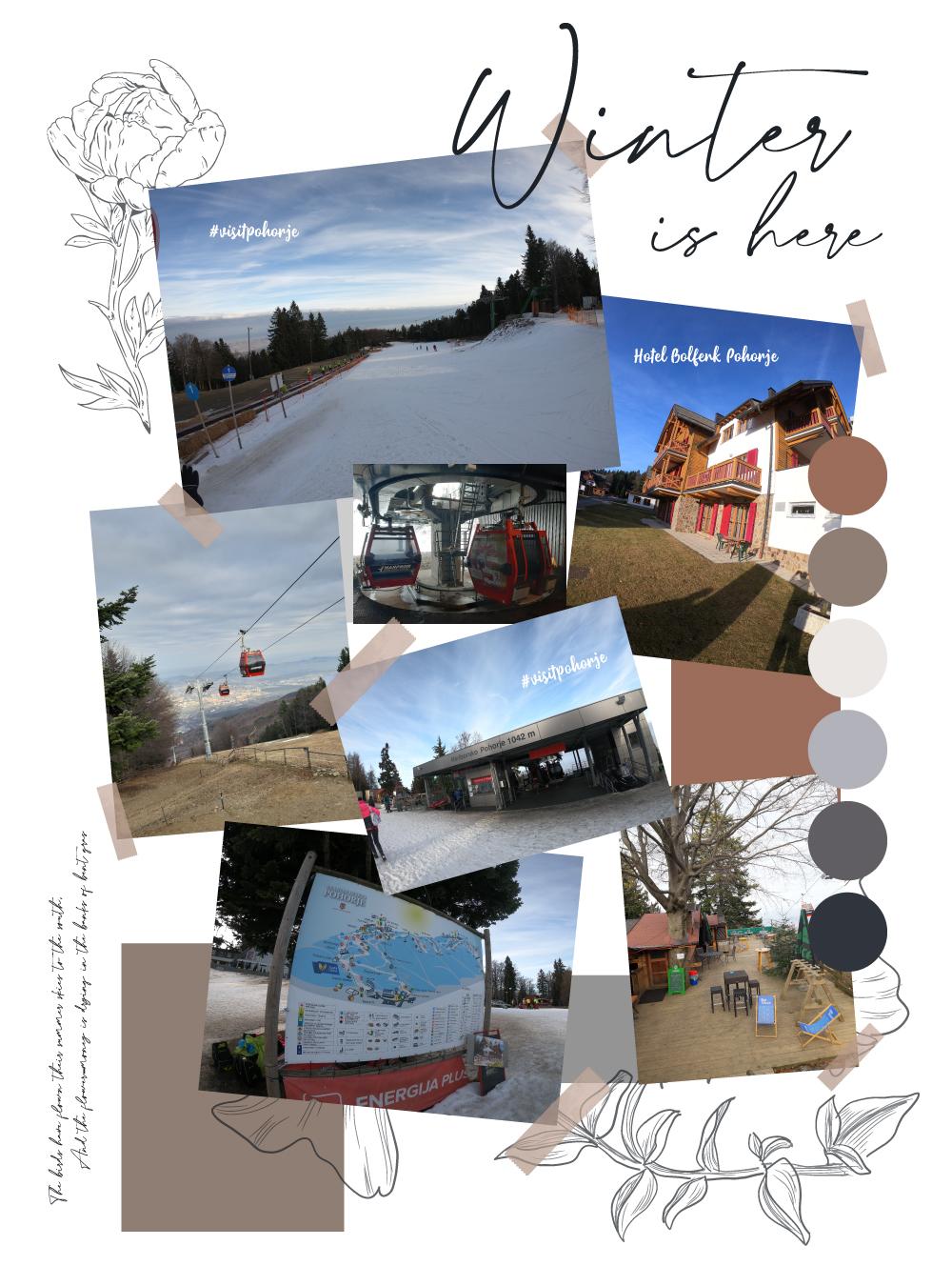 Pohorje Bolfenk text Vodič za zimu u Sloveniji: Mesta koja treba da posetiš + iskustva koja treba da doživiš