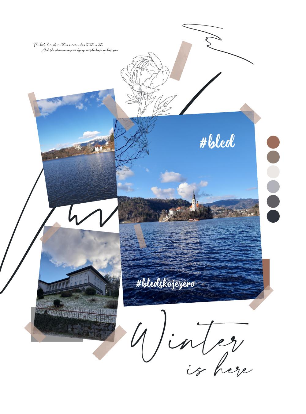 bled text Vodič za zimu u Sloveniji: Mesta koja treba da posetiš + iskustva koja treba da doživiš