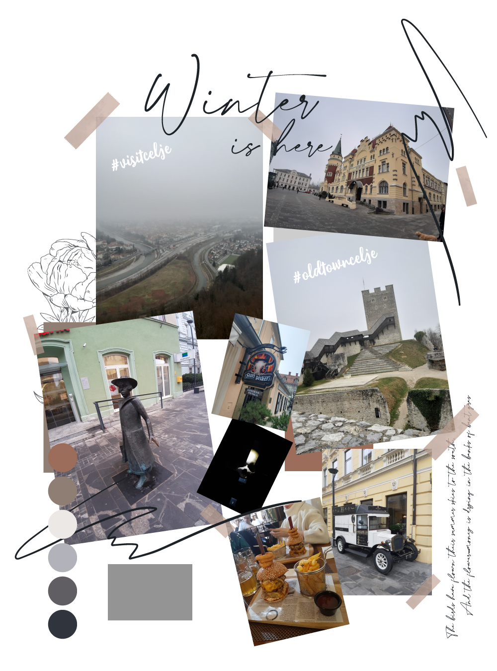 celje text Vodič za zimu u Sloveniji: Mesta koja treba da posetiš + iskustva koja treba da doživiš