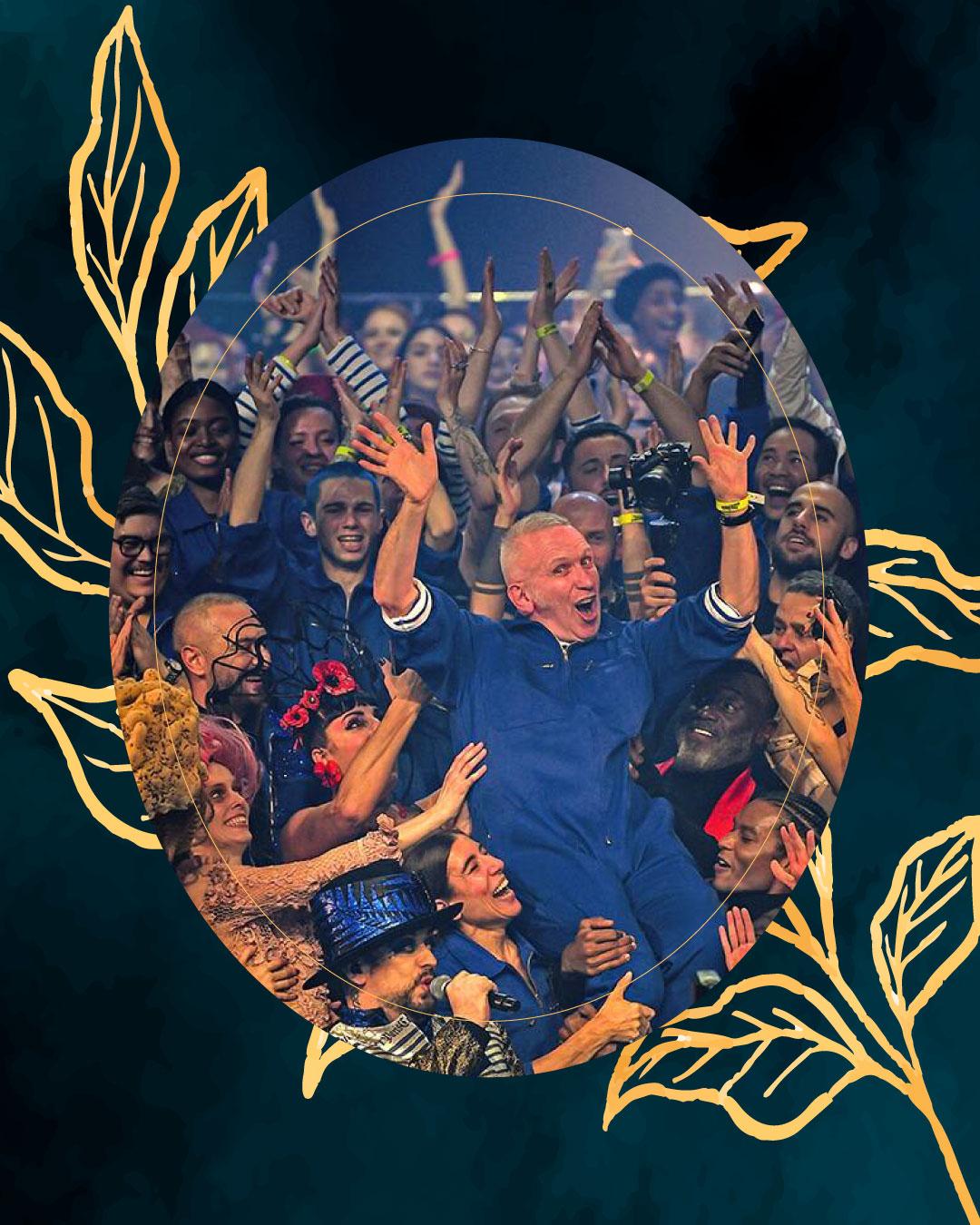 dizajner publika Jean Paul Gaultier: Veliko modno zbogom