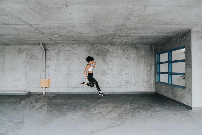 trčanje 1 Vežbe koje mogu da ti pomognu kod problema sa spavanjem