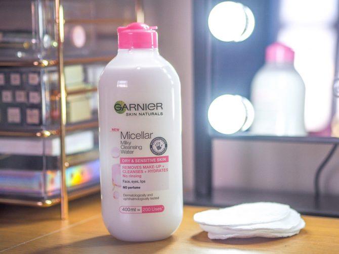Miliky Photo 2 1 e1581684005733 Razbijamo mitove: Da li treba da uključiš micelarnu vodu u svoju skin care rutinu?