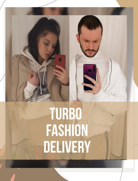 TURBO FASHION DELIVERY: Posh stajlinzi za sve prilike!